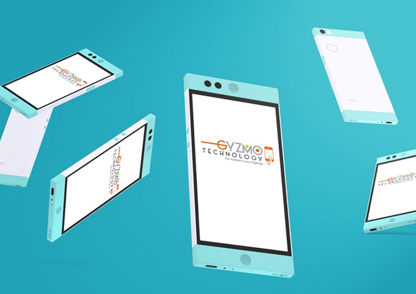 Gyzmo Technology - site responsive - smartphone