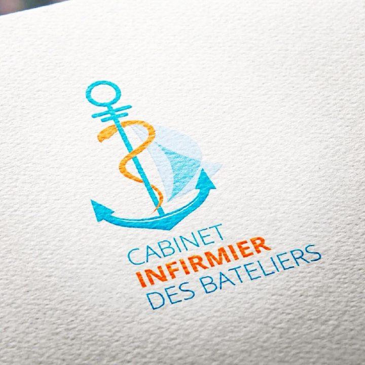 Cabinet infirmier des bateliers – Identité visuelle