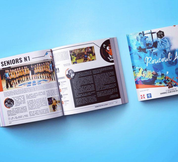 HBCA 73 – Magazine