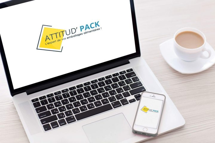 Attitud Pack - webdesign
