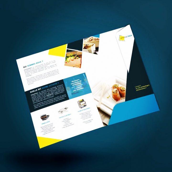 Attitud Pack – Communication & webdesign