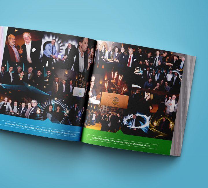 SDES 73 – Magazine »Actes des 20 ans»