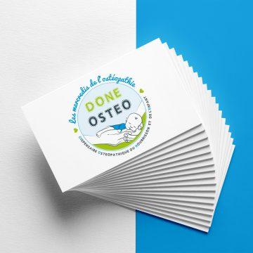 Done Osteo logo