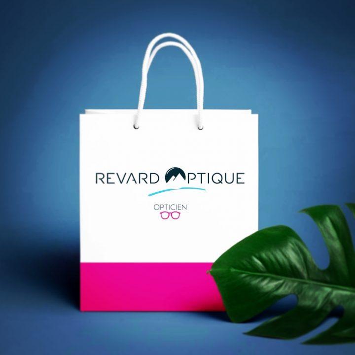Revard Optique – Logo