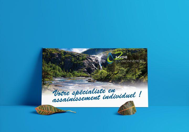 Panneaux – 2 Savoie Environnement